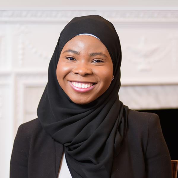 Aminah Akinloye Trainee Solicitor Towerhouse